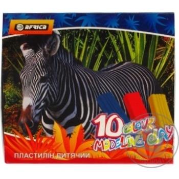 Plasticine Economix 1200g - buy, prices for Novus - image 8