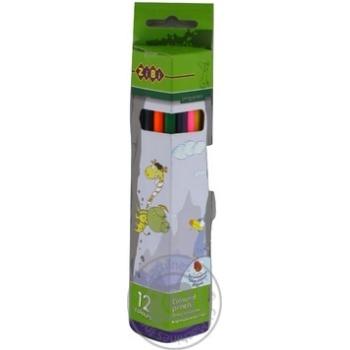 Pencil Zibi 12colors - buy, prices for Novus - image 2