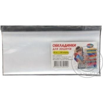 Обкладинка Полімер для зошитів спорт - купити, ціни на Novus - фото 1