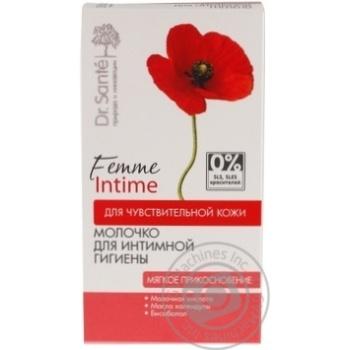 Молочко для інтимної гігієни Dr Sante М'який дотик 230мл - купити, ціни на Novus - фото 6