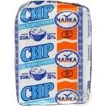 Сир кисломолочний 5% Чайка ек.250г