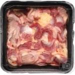Шлунок курча-бройлер м`язовий Наша Ряба охолоджений скін-упаковка 600г