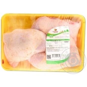 Задняя четверть тушки цыплят-бройлеров Гавриловские цыплята полуфабрикат охлажденный