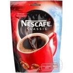 Кава розчинна Нескафе Класік м'яка упаковка 180г