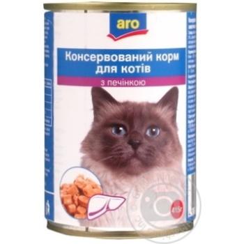 ARO КОНС. КОРМ Д/КОТ. ПЕЧ 415Г