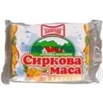 Творожная масса Злагода с курагой сладкая нежирная 200г Украина