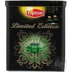 Tea Lipton packed 72g can