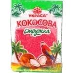 Spreading Ukrasa coconut for baking 25g Ukraine