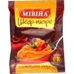 Puree Mivina with chili pepper ready-to-cook 37g Ukraine