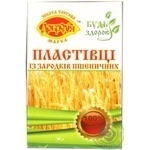 Хлопья Добродия из зародышей пшеницы 200г Украина