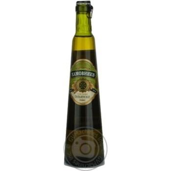 Пиво Хамовники Пильзенское светлое фильтрованное 4.8%об. стеклянная бутылка 500мл Россия