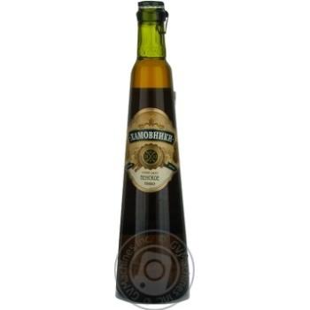 Пиво Хамовники Венское светлое фильтрованное 4.5%об. стеклянная бутылка 500мл Россия