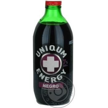 Напій слабоалкогольний Energy&Uniqum Negro Кава-Шоколад 7% 0,33л скл/пл
