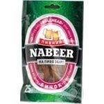 Бычок Nabeer Пивной солено-сушеный 25г