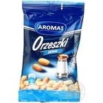 Snack peanuts Aromat salt 60g