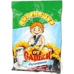 Seeds Vkusnyashki ot sashki sunflower salt 100g Ukraine
