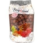 Nuts hazelnut Easy and good dried 400g Ukraine