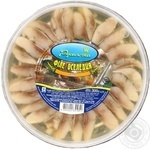 Fish herring Rusalochka preserves 300g hermetic seal Ukraine