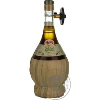 Масло Diva Oliva оливковое органическое Экстра Вирджин первого холодного отжима Премиум 1л