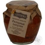 Кьополу ікра з печених овочів Таверна скляна банка 580мл