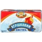 Маргарин Авис Щедра Хата Вершковый Экстра 72% 250г Украина