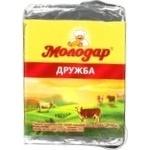 Сырный продукт плавленый «Дружба» ТМ «Молодар», 55% 90г