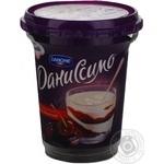 Десерт Данон Даниссімо Вишня-Шоколад 6% пластиковий стакан 340г Україна