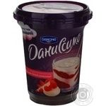 Dessert Danone Danissimo Strawberry-White chocolate 5.9% 340g