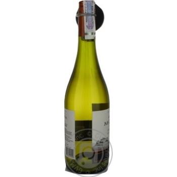 Вино Castillo De Molina Chardonnay Reserva белое сухое 14,5% 0,75л - купить, цены на Novus - фото 3
