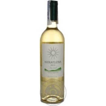 Вино Miraflora White Semi-Sweet 0,75л x3