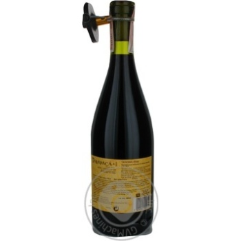 Tarapaca Natura + Red Dry Wine 14.5% 0.75l - buy, prices for CityMarket - photo 8