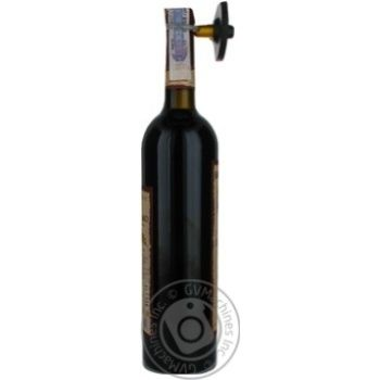 Вино Kartuli Vazi Саэриставо красное сухое 12% 0,75л - купить, цены на СитиМаркет - фото 8
