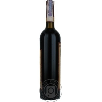 Вино Kartuli Vazi Саэриставо красное сухое 12% 0,75л - купить, цены на СитиМаркет - фото 4