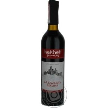 Вино Кахеті Алазанська долина 0,75л x6