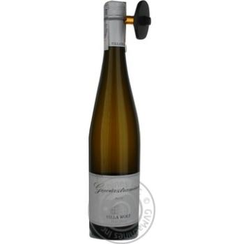 Villa Wolf Gewurztaminer white semi-sweet wine 12% 0.75l - buy, prices for CityMarket - photo 5