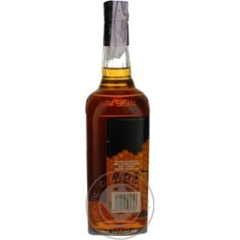 Бурбон Jim Beam Honey 35% 0,7л - купити, ціни на CітіМаркет - фото 2