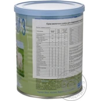 Сухая молочная смесь Нэнни 3 с 12 мес 400г - купить, цены на Novus - фото 6