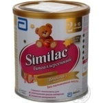 Substitute for breast milk Similac milky for children from 6 months 400g can