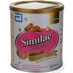 Substitute for breast milk Similac milky for children from birth 375g can Spain