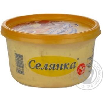 Маргарин Авис Селянка вкус топленого молока 40% 475г Украина