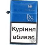 Цигарки Parker & Simpson Blue