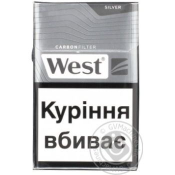 Сигареты Вест 25г