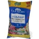 Soil Sad chudes Azaliya for flowers 2500ml Russia