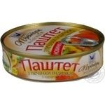 Pate Oniss liver with dried apricots canned 175g can