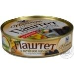 Pate Oniss liver with prunes canned 175g can