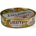 Pate Oniss liver with olives canned 175g can
