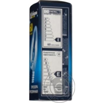 Лампа Искра Свеча электрическая прозрачная B36-230в 60вт Е27 - купить, цены на Novus - фото 8