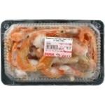 Морепродукты креветка замороженная