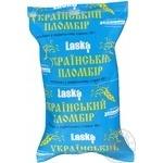 Морозиво Український пломбір Laska вафельний стакан 60г