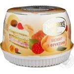 Торт Нонпарель Сен-тропе бісквіт фруктові 600г Україна